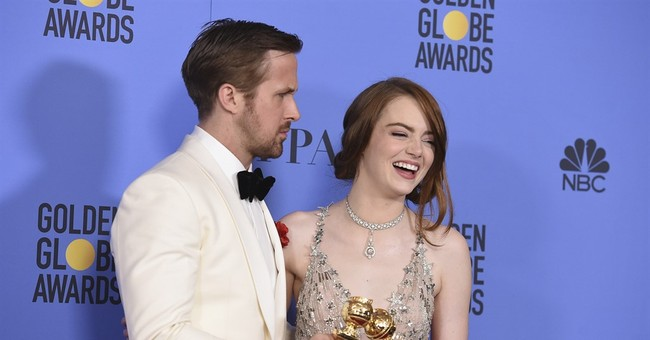 Hope, Trump upstage 'La La Land's' moment in the sun