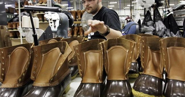 Demand for LL Bean boot marches on