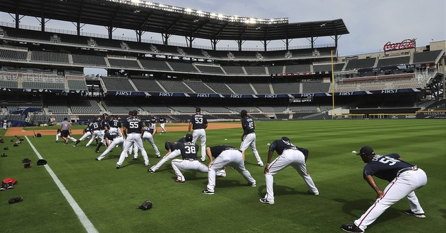 Fans avoid closed interstate to attend Braves' stadium debut