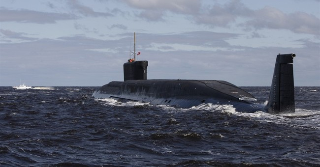 Russian submarines match Cold War-era patrol intensity