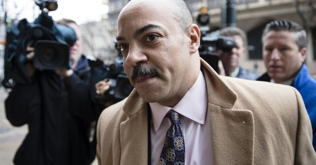 The Latest: Indicted Philadelphia DA gives up law license
