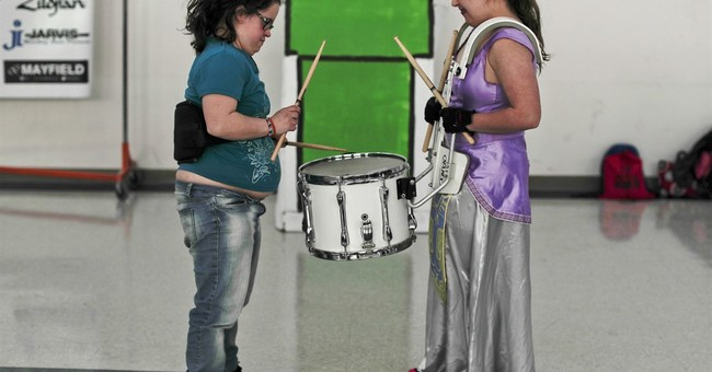 A band apart: Special-needs musicians aim for world stage