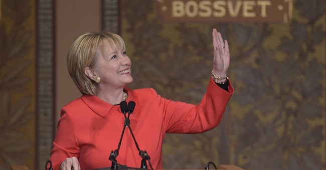 Clinton criticizes Trump budget cuts to diplomatic programs