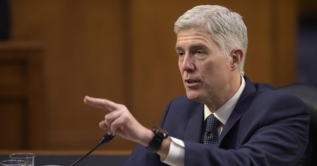 Indiana Democrat to back Gorsuch nomination to Supreme Court