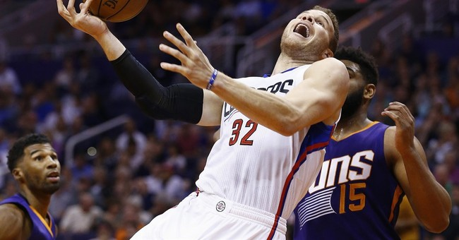 Griffin, Paul help Clippers hand Suns 10th straight loss