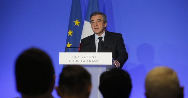 French candidate Fillon vows to fight Islamic extremism