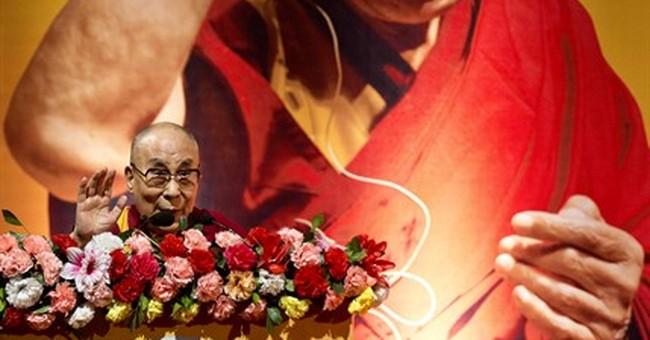 Dalai Lama recalls flight to India ahead of northeast trip