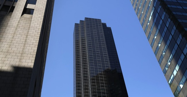 Trump, big and brash like his hometown, now avoids NYC