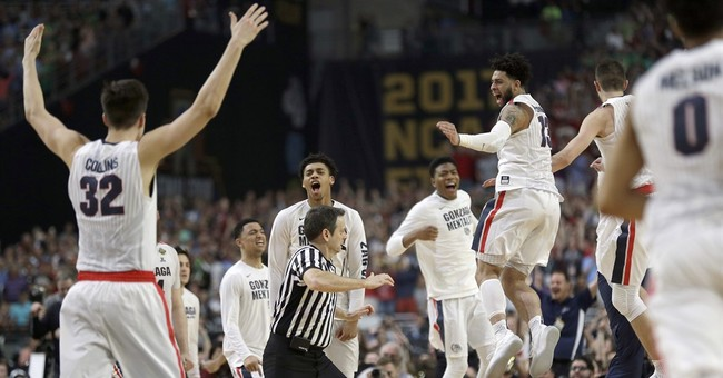 Gonzaga makes first NCAA title game with win over S Carolina