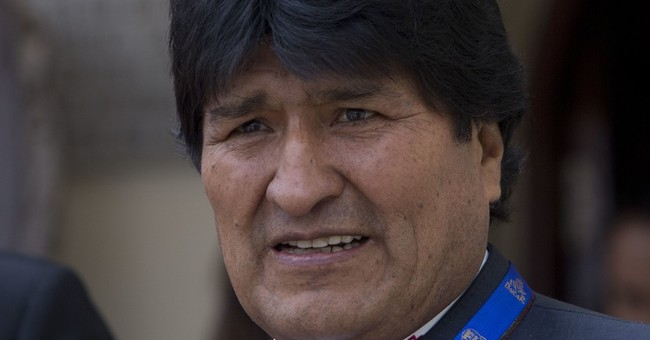 Evo Morales undergoes successful throat surgery in Cuba