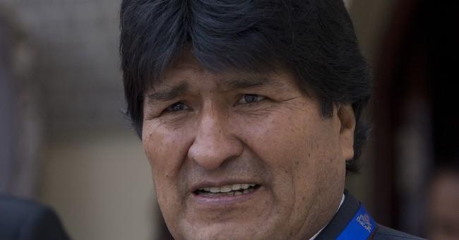 Evo Morales undergoes successful throat surgery in Cuba