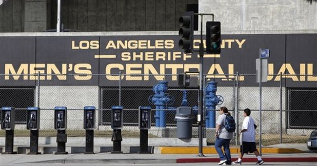 California has fewer arrests, but not necessarily less crime