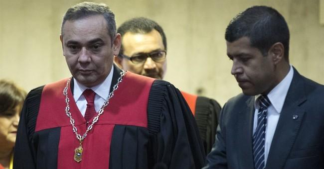 Venezuela walks back move to strip congress' power