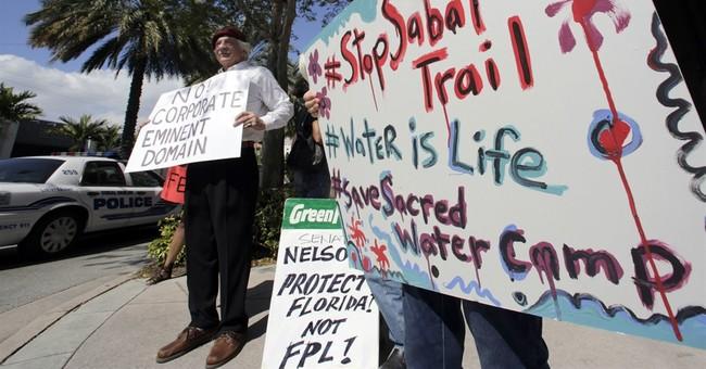 Dakota Access fight provides blueprint for pipeline protests