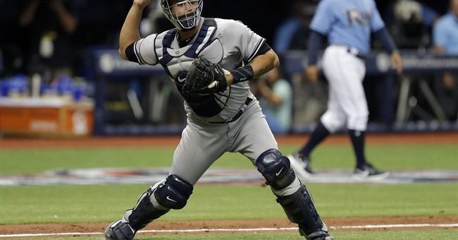 APNewsBreak: Yanks drop to 3rd in payroll; Dodgers lead