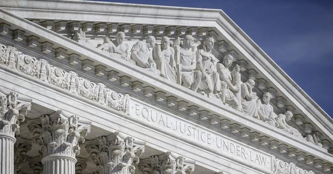 Washington's high-court fights date to Washington himself