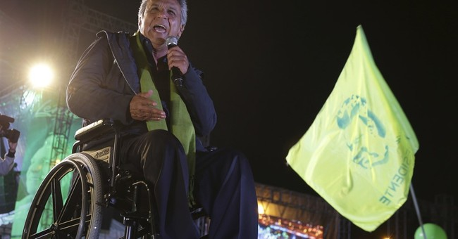 Ecuador's Election Ends In Close Result, And Accusations Of Cheating