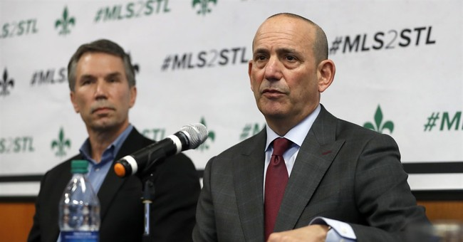 St. Louis voters to decide whether to help fund MLS stadium