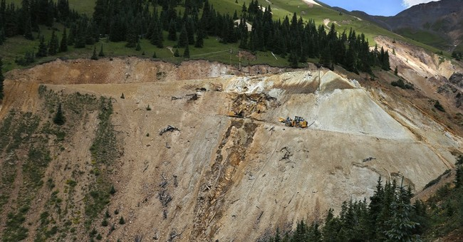 Losses from Colorado mine spill may be less than feared
