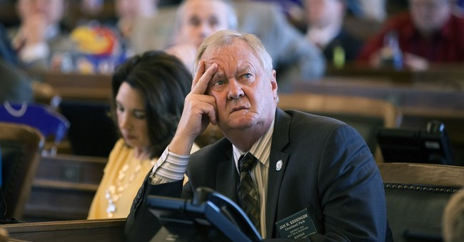 Kansas lawmakers fail to override veto of Medicaid expansion