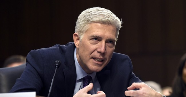 Dems claim votes to block Gorsuch; GOP will override them