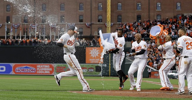 Opening Day, Part II: Remembrances, plus some hijinks