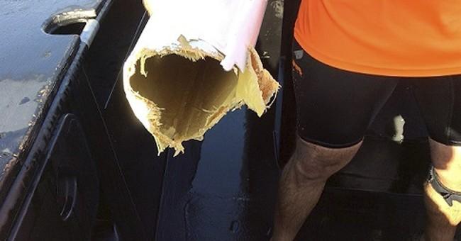 Man rescued after shark attacks kayak off Australian coast
