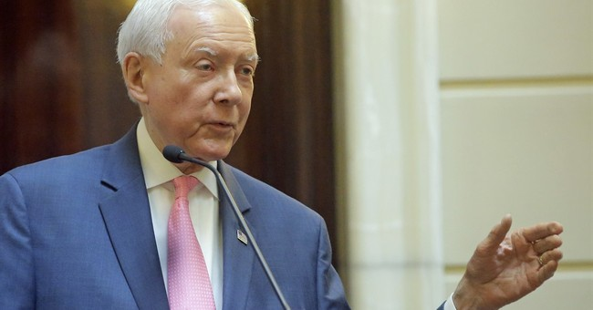 At least 1 top Republican in Congress really likes IRS chief