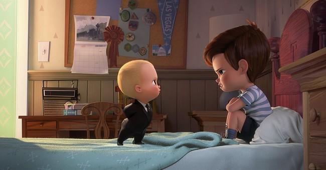 Box office top 20: 'Boss Baby' takes down Disney's 'Beauty'