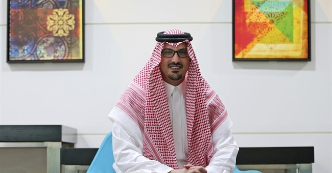 AP Interview: Trump's pro-business stance buoys Saudi effort