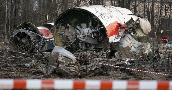 Poland accuses Russians in plane crash that killed president