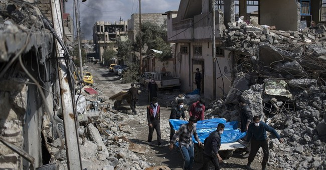 Iraqi man loses 14 relatives in Mosul strike