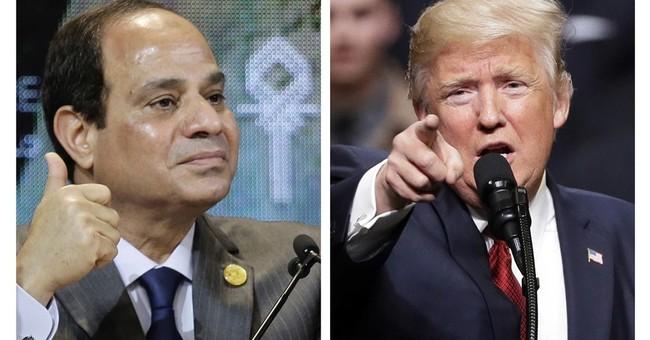 Egypt's el-Sissi and America's Trump: A common language?