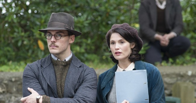 Review: 'Their Finest' stylishly blends wit, romance in WWII