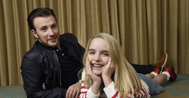 'Gifted' unites Chris Evans with a new young leading lady