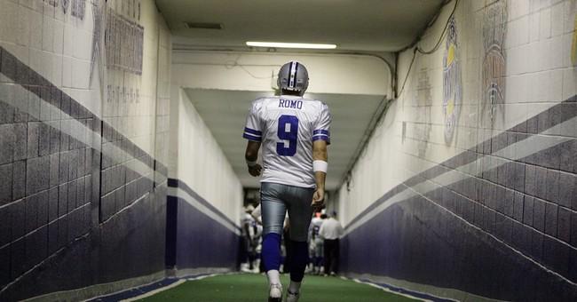 Cowboys QB Tony Romo retiring, replacing Phil Simms at CBS