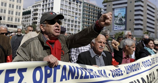 Greek envoys in Brussels to try and break bailout stalemate