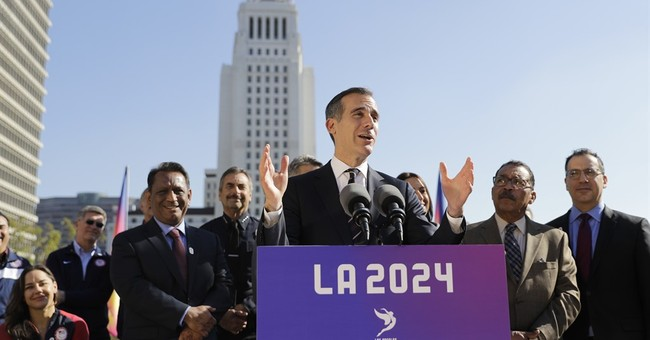 LA Olympics campaign gets lots of likes - from Pakistan