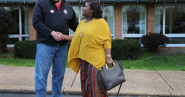 The Latest: Ferguson re-elects Knowles as mayor