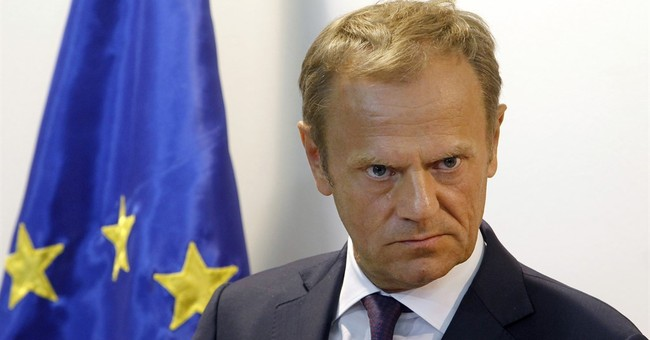 Poland's ruling party lost support after opposing Tusk at EU