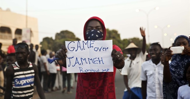 Gambians choose parliament in 1st vote under new leader
