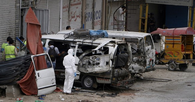 Taliban attack kills 6 in Pakistan, including census workers