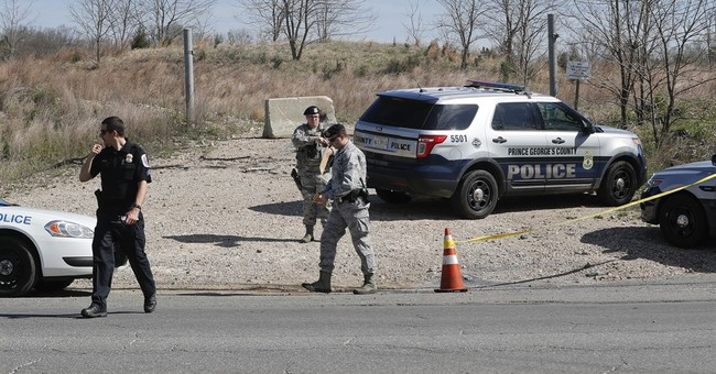 Military: Pilot ditched plane in woods to miss nearby homes