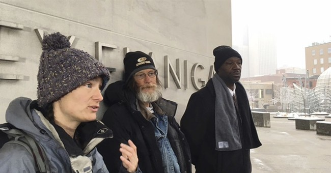 Jury convicts 3 Denver homeless of violating camping ban