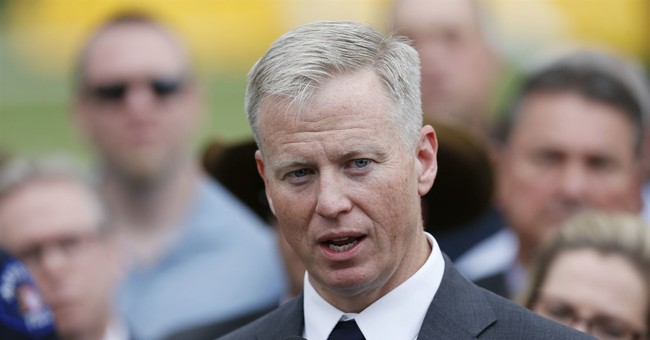 Theater shooting prosecutor to run for Colorado governor