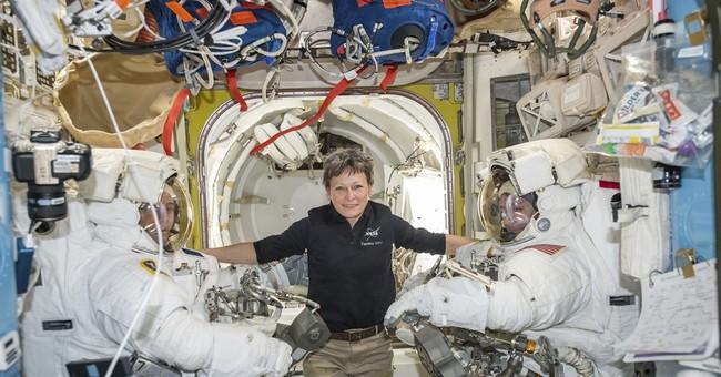 Veteran NASA spacewoman getting 3 extra months in orbit