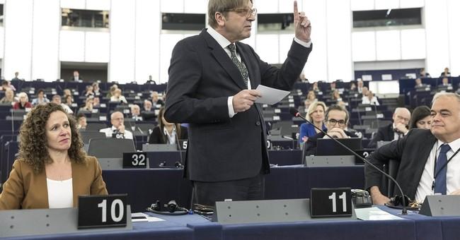 EU legislators tell UK on Brexit: no parallel talks