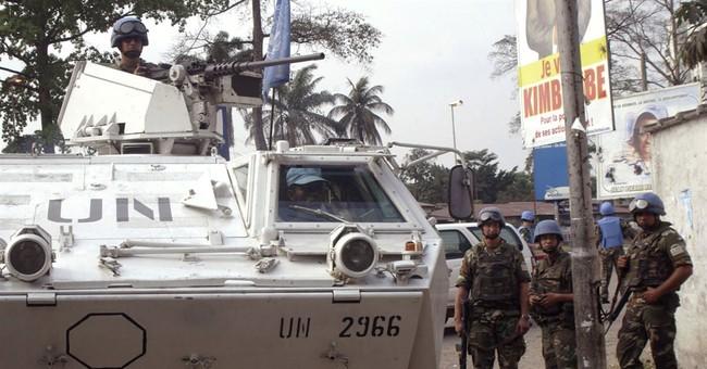 A look at UN peacekeeping missions as US seeks cuts