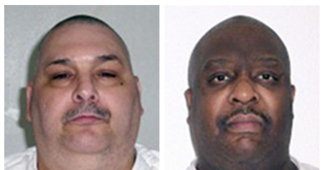 The 8 inmates scheduled to die in Arkansas this month