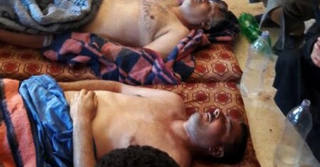 Chemical attack kills 22 members of a single family in Syria